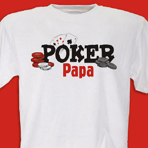 Poker Player T-Shirt