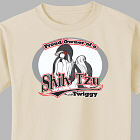 Personalized Proud Owner of a Shih Tzu T-Shirt