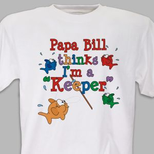 I'm A Keeper Youth T-Shirt