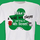 Living on 4th Street T-Shirt
