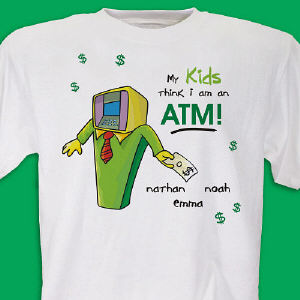 ATM Dad T-Shirt