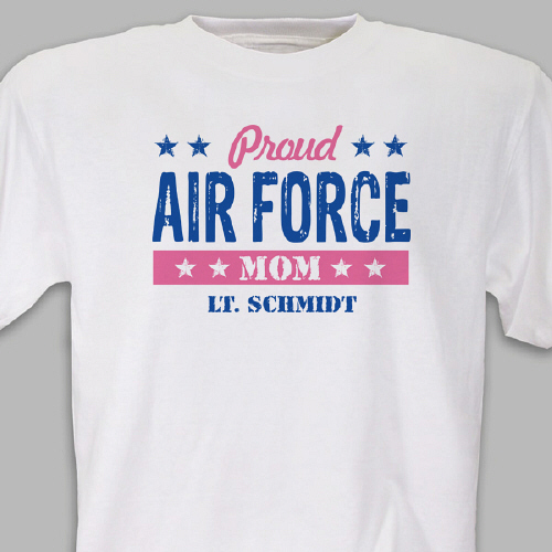 Proud Military T-Shirt | Military Family Shirt