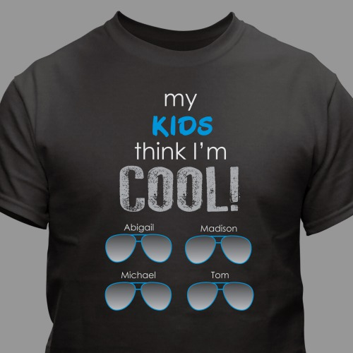 Cool Parent T-Shirt | Father's Day Shirts