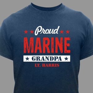 Proud Military Family T-Shirt
