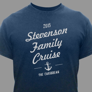 Family Event Personalized T-Shirt