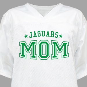 Personalized Sport Mom Jersey