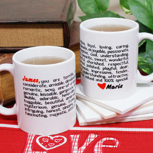 You've Got It All Personalized Coffee Mug
