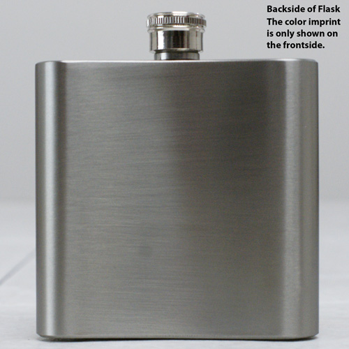 Personalized Bridal Party Flask U769776