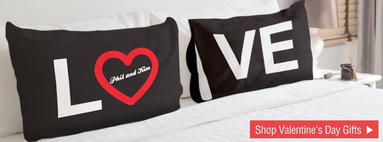 Personalized Valentine's Day Intimate Gifts