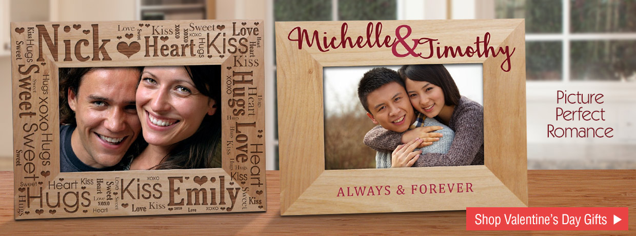 Valentine's Day Personalized Gifts