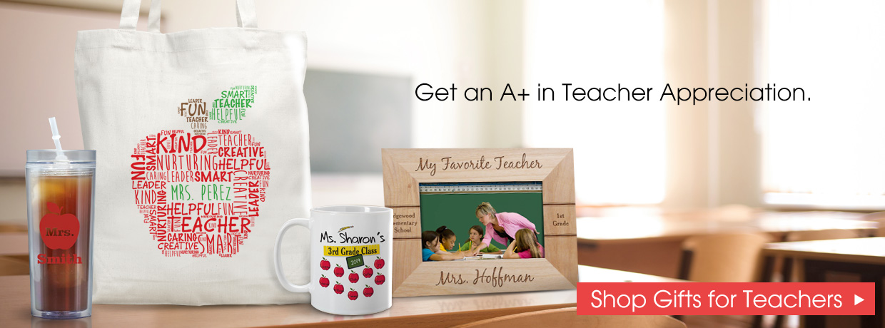 Personalized Back to School Supplies with stickers, notebooks, folders, and pencils