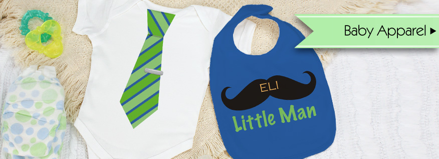 Baby Apparel Gifts