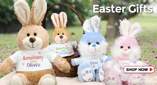 Easter Bunnies & Gifts