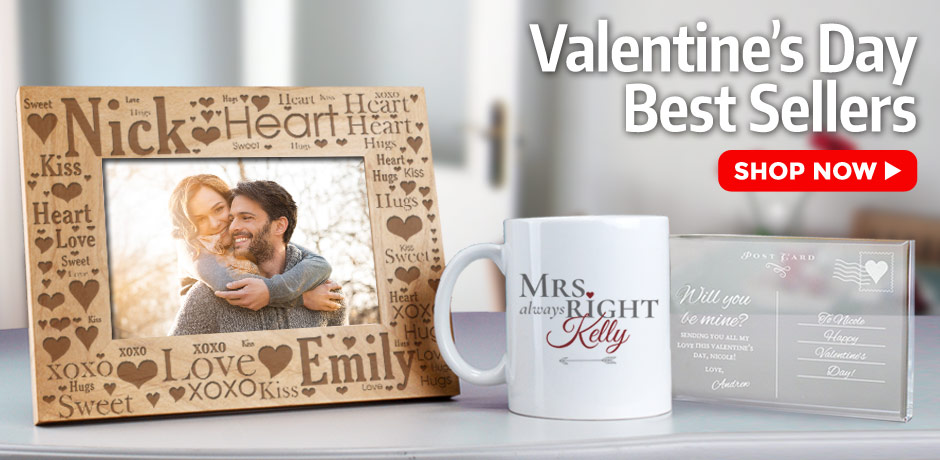 Best Selling Valentines Day Gifts