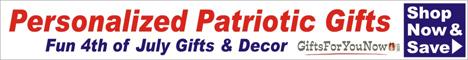 Patriotic banner 468x60