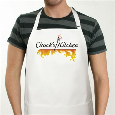 Personalized Hells Kitchen Chef Apron