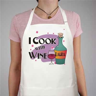 Personalized Cooking Apron