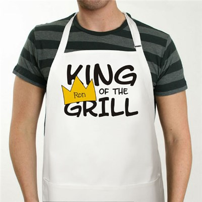 Personalized Grill Aprons