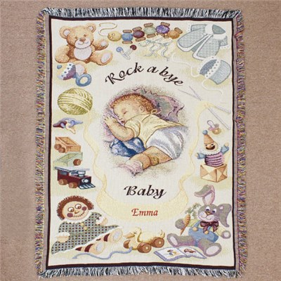 Unique Baby Blanket Gifts