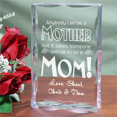 Personalized Mothers Day Keepsake Gift