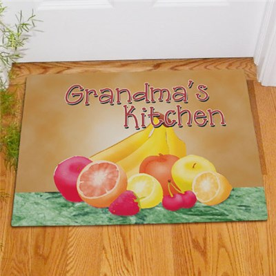 Custom Printed Kitchen Doormat