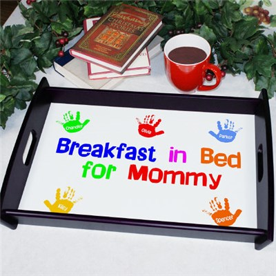 Personalized Serving Tray for Mom