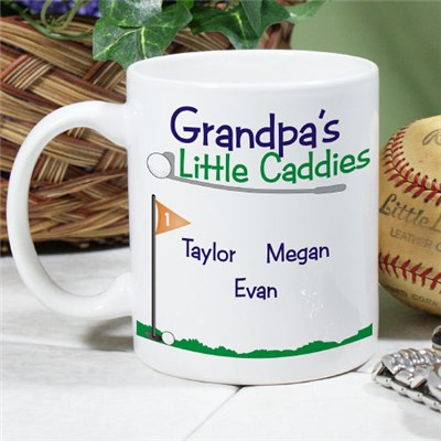Personalized Fathers Day Coffee Mug