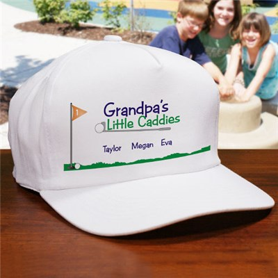 Personalized Golf Hat for Fathers Day