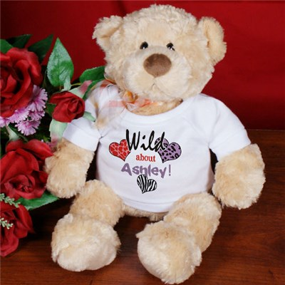 Unique Sweetest Day Gifts - Personalized Teddy Bears