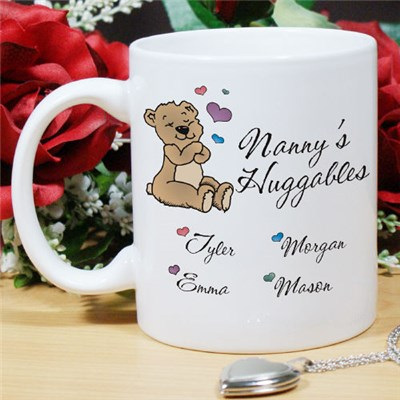 Custom Printed Coffee Mug for Mom