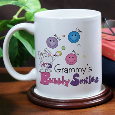 Bubbly Smiles Mug