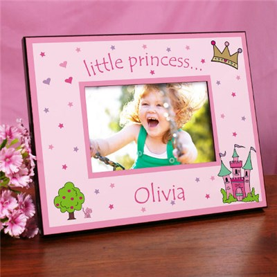 Personalized Little Princess Picture Frame