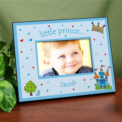 Custom Printed Little Prince Picture Frame