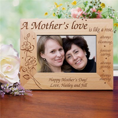 Mother's Love Picture Frame