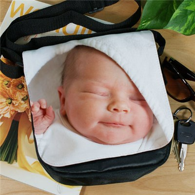 Personalized Photo Shoulder Bag