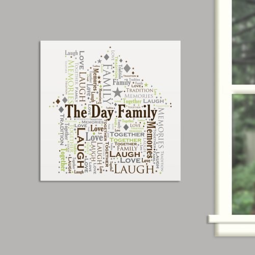 Couples Love Canvas | Personalized Housewarming Gifts