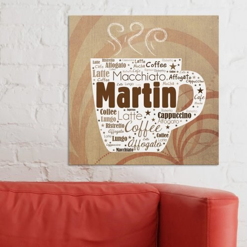 Coffee Wall Canvas