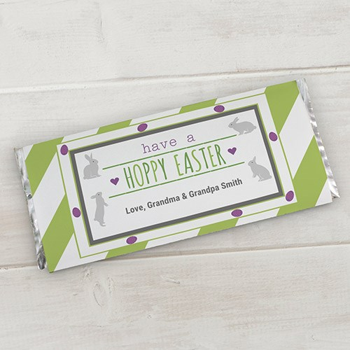 Personalized Easter Candy Wrappers 11002115X