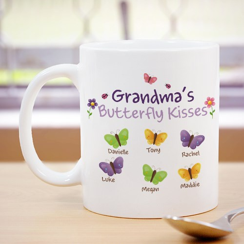Butterfly Kisses Mug 233960