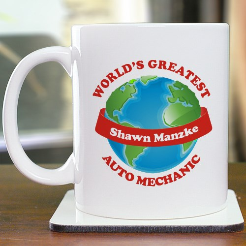 World's Greatest Personalized Coffee Mug 236360