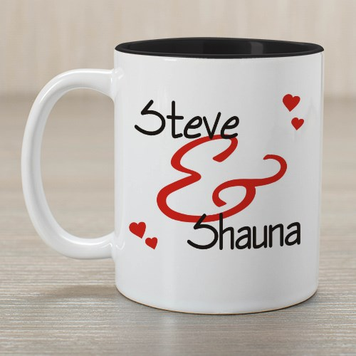 Personalized Couples Romantic Mug  26140x