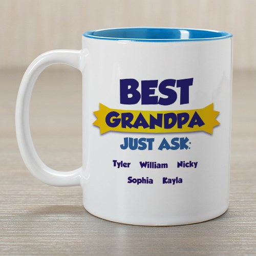 Personalized Best...Just Ask Mug 262540X