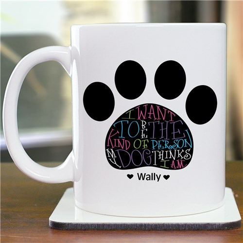 Personalized Dog Owner Mug 266570X
