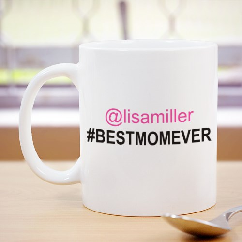 Personalized Best Mom Mug 275810X