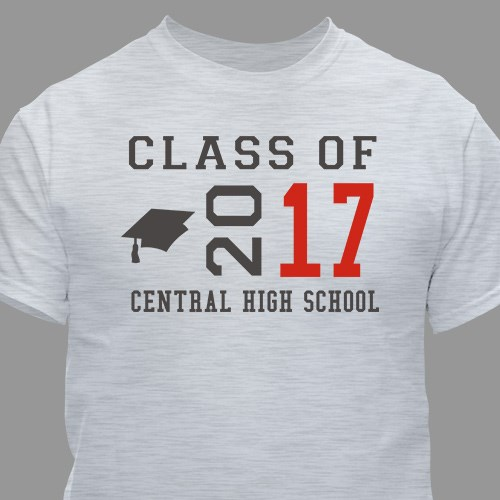 Personalized Class Of T-Shirt 310334X