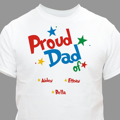 Personalized Father's day T-Shirt - Best We Ever Saw