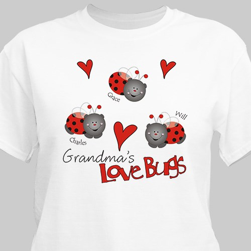 Love Lady Bugs T-Shirt
