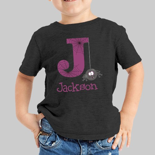 Personalized Halloween Youth T-Shirt 37854X