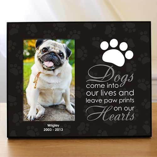 Personalized Pet Memorial Printed Frame 465956
