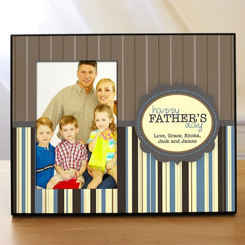 Personalized Father | Father's Day Picture Frames